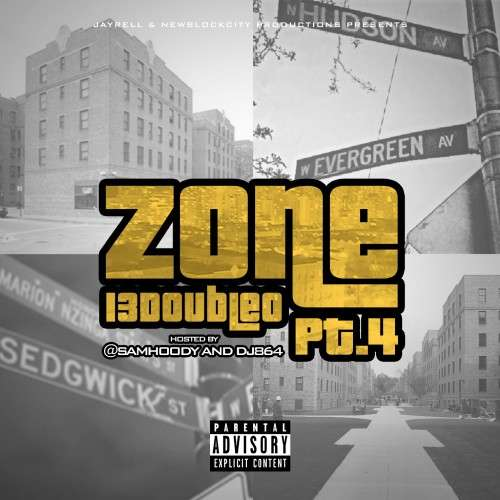 Various Artists - Zone 13Double0 Pt. 4
