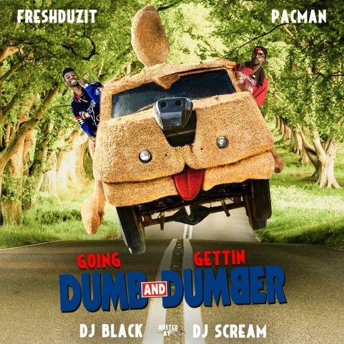 Goin Dumb And Gettin Dumber - Pacman (DJ Black, DJ Scream)
