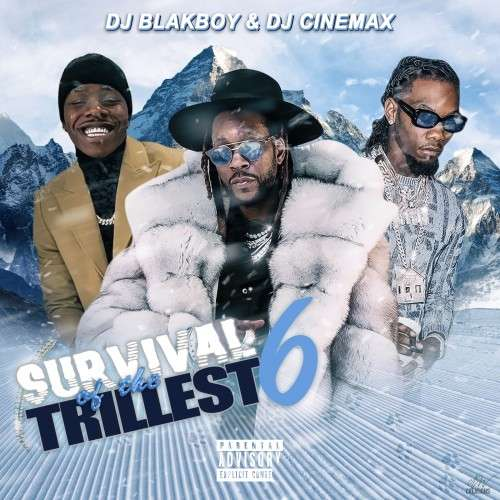 Various Artists - Survival of the Trillest 6