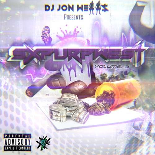 Various Artists - SXpurpWest 3