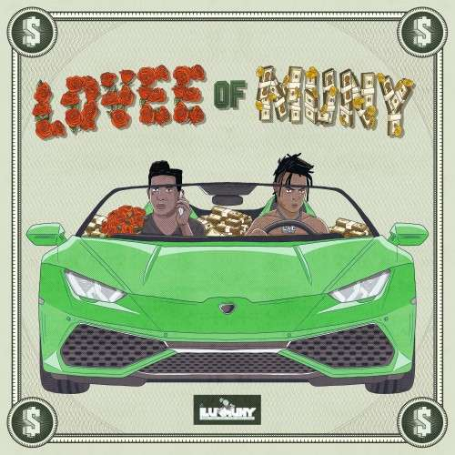 Paper Lovee & iLuvMuny - Lovee Of Muny