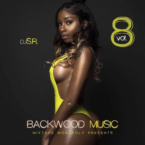 Backwood Music 8 (Only Good Vibes Edition) - DJ S.R., Mixtape Monopol