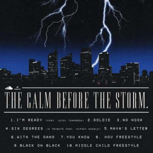 MB3FIVE - The Calm Before The Storm