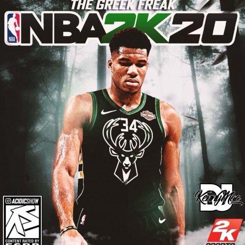 NBA 2K20: The Greek Freak Edition - DJ Kenny Mac