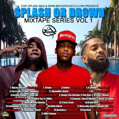 Various Artists - Splash Or Drown Vol. 1