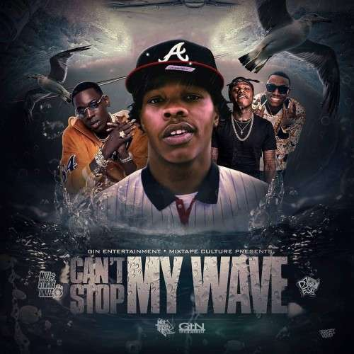 Various Artists - Can't Stop My Wave