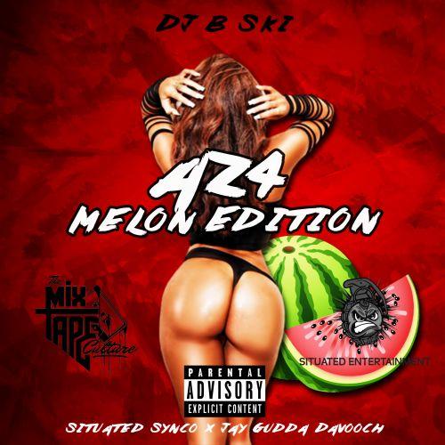 AZ4 Melon Edition - Situated Synco x Jay Gudda Davooch (DJ B-Ski)