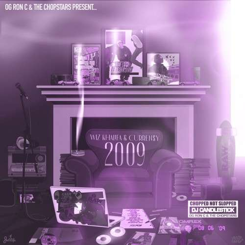 Various Artists - 2009 (Chopped Not Slopped)
