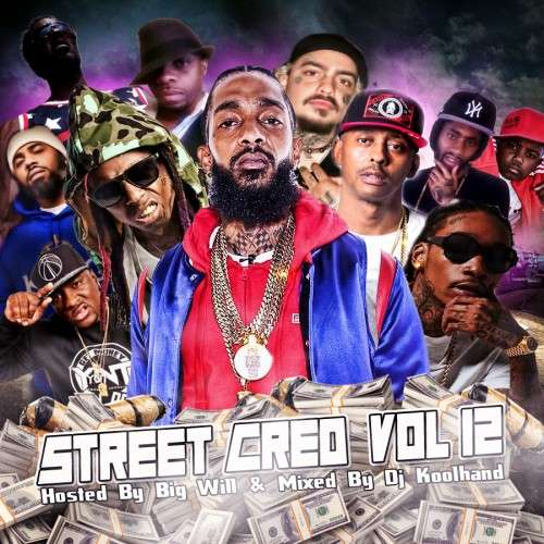 Various Artists - Street Cred 12