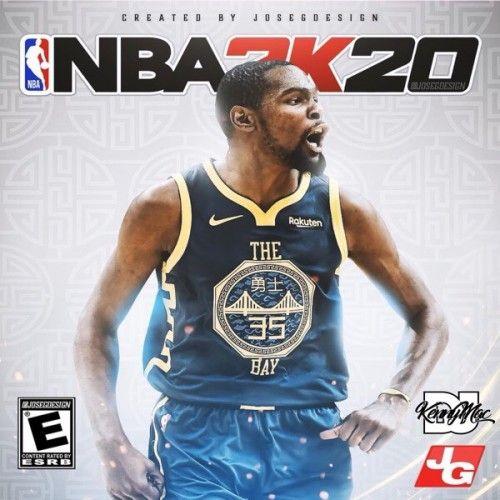 NBA 2K20: Kevin Durant Edition - DJ Kenny Mac