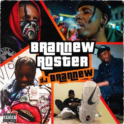 Various Artists - Brannew Roster
