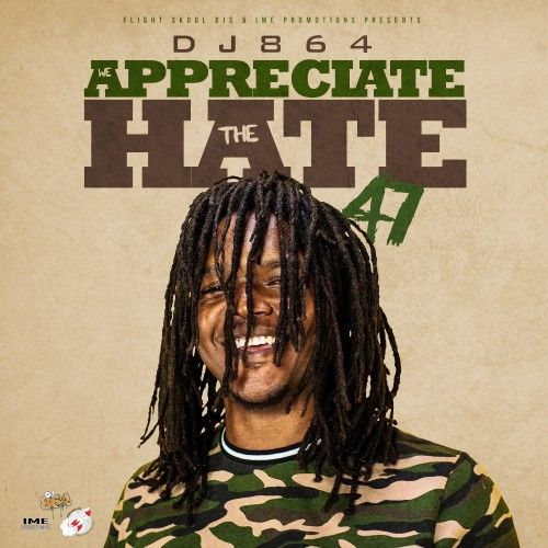We Appreciate The Hate 47 - DJ 864