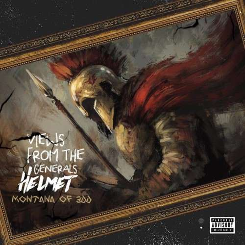 Montana Of 300 - Views From The General's Helmet