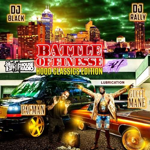 Various Artists - Battle of Finesse Pt. 4 (Hood Classics Edition)