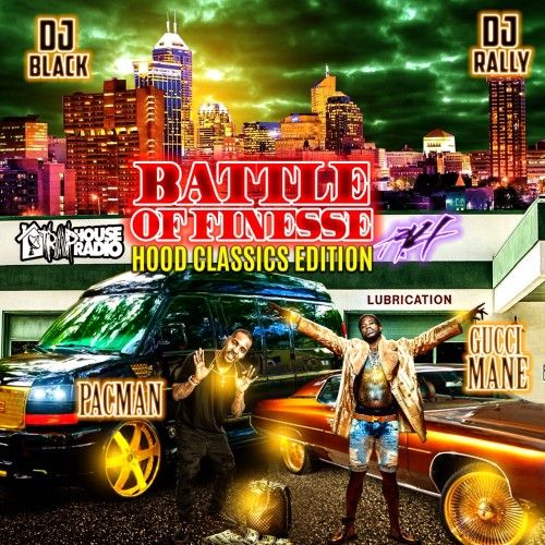 Battle of Finesse Pt. 4 (Hood Classics Edition) - DJ Black, DJ Rally