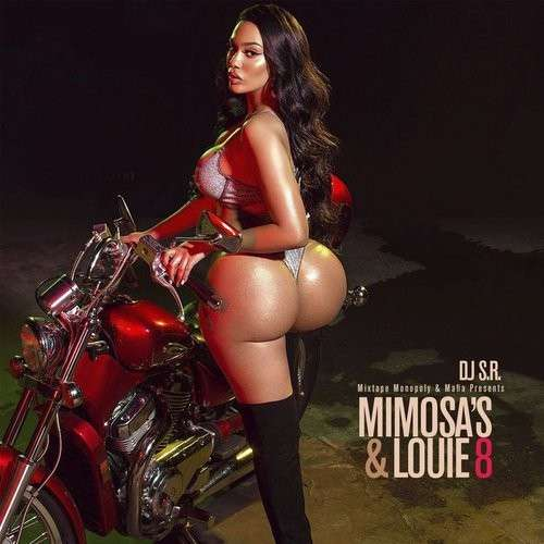 Various Artists - Mimosa's & Louie 8