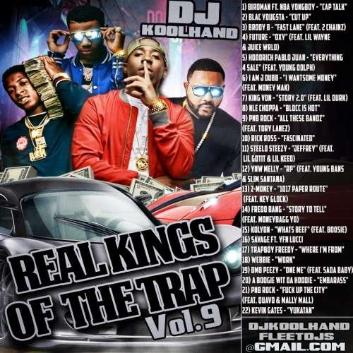 Various Artists - Real Kings Of The Trap 9