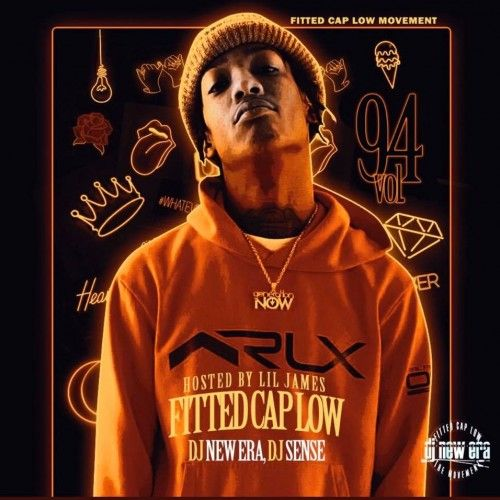 Fitted Cap Low 94 (Hosted By Lil James) - DJ New Era, DJ Sense