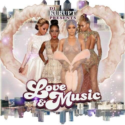 Various Artists - Love & Music