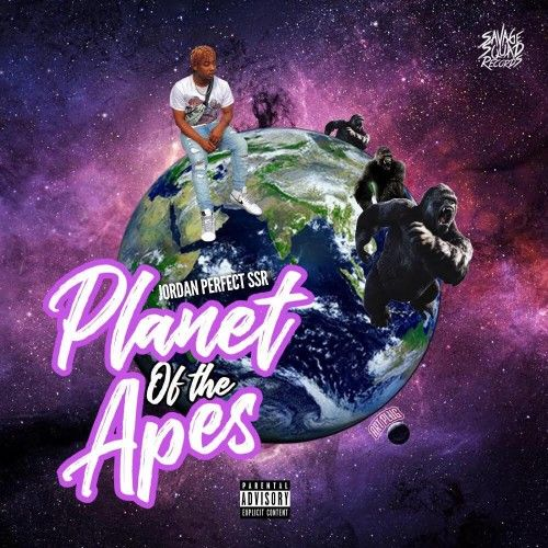 Planet Of The Apes  - Jordan Perfect (DJ Kenny Mac, Savage Squad Records)