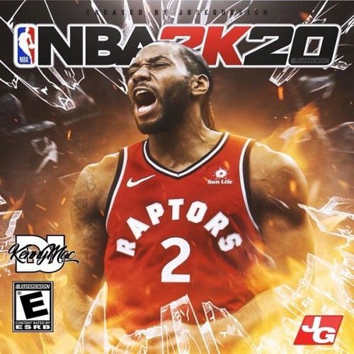 NBA 2K20 (Kawhi Leonard Edition) - DJ Kenny Mac