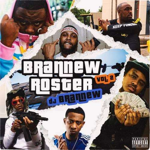 Various Artists - Brannew Roster 2