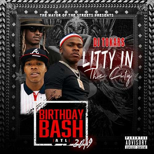 Various Artists - Litty In The City: ATL Birthday Bash 2019