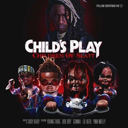Various Artists - Child's Play (Children Of Slatt)
