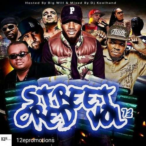 Various Artists - Street Cred 13