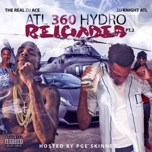 Various Artists - ATL 360 Hydro Reloaded 2