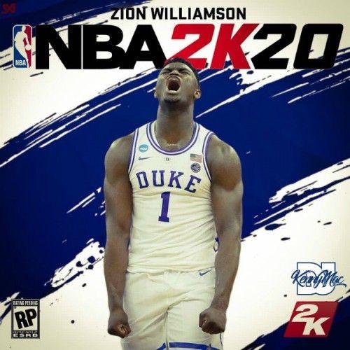 NBA 2K20 (Zion Williamson Edition) - DJ Kenny Mac