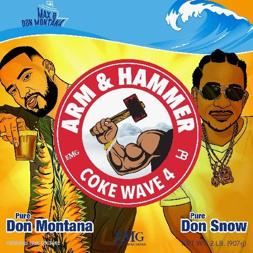 Coke Wave 4 - French Montana & Max B (Coke Boys)