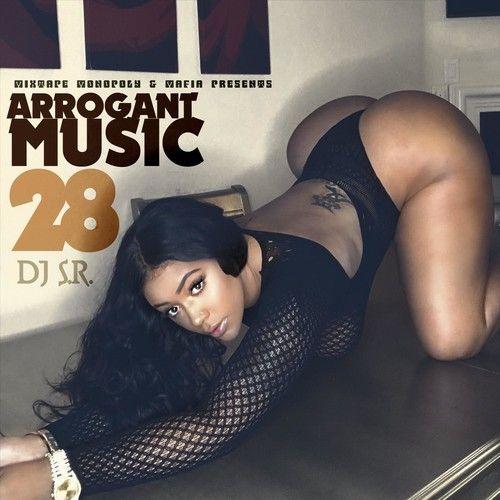 Arrogant Music 28 - DJ S.R., Mixtape Monopoly