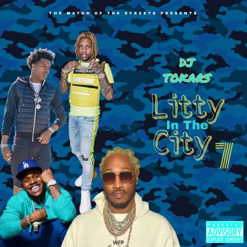 Various Artists - Litty In The City 7