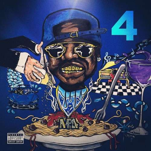 Peewee Longway - The Blue M&M 4