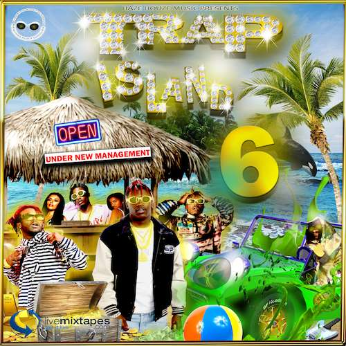 Various Artists - Trap Island 6