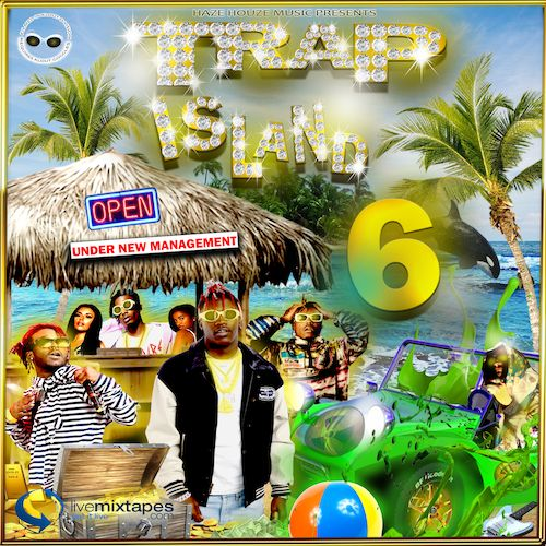 Trap Island 6 - Haze Houze Music