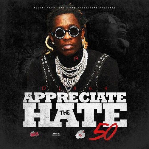 We Appreciate The Hate 50 - DJ 864
