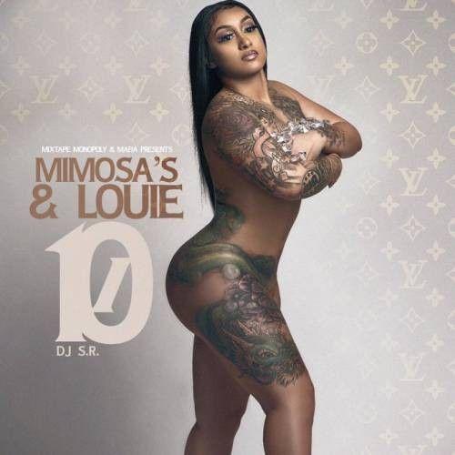 Mimosa's & Louie 10 - DJ S.R., Mixtape Monopoly