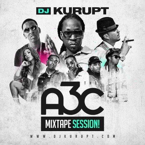 The A3C Mixtape Session A - DJ Kurupt
