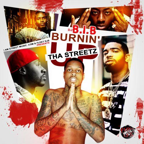 Burnin Up Tha Streetz - DJ B.I.B