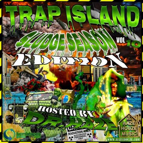 Various Artists - Trap Island 10 (Sludge Edition)