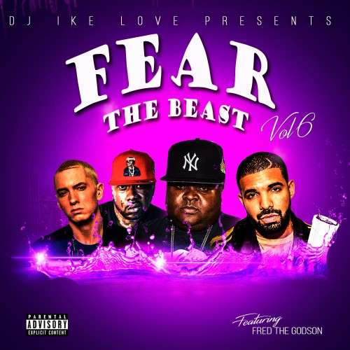 Various Artists - Fear The Beast 6 (Hosted By Fred The Godson)