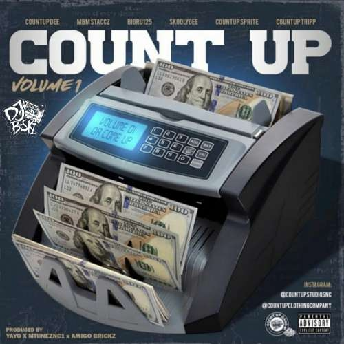 CountUp Dee - CountUp Dee - Count Up Vol. 1