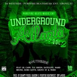 DJ Westside  - Underground Atlanta 2